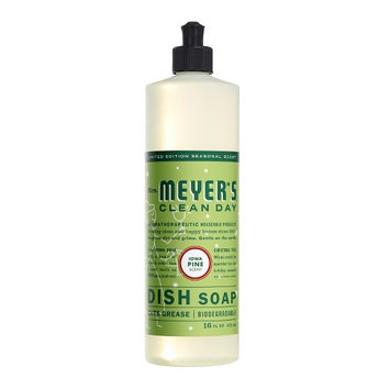 Mrs. Meyer's Clean Day Iowa Pine Dish Soap
