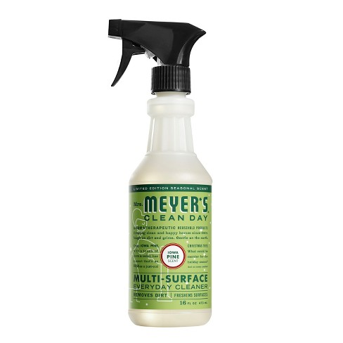 Mrs. Meyer's Clean Day Iowa Pine Multi-Surface Everyday Cleaner