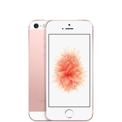 Apple iPhone SE 64GB Rose Gold Apple (CA) - MLXQ2VC/A