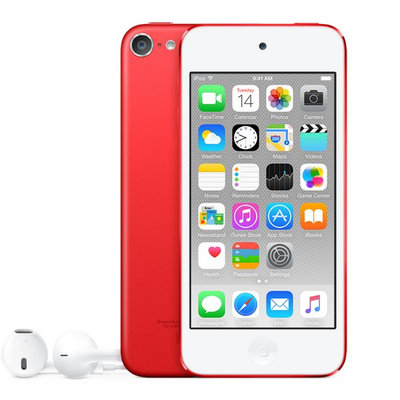 Apple Computers iPod touch 16GB (PRODUCT)RED