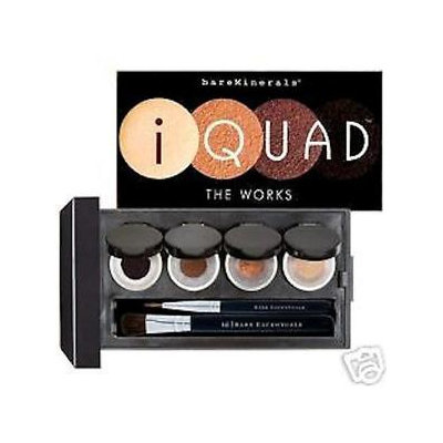 bareMinerals iQuad Eyeshadow Compact Quad
