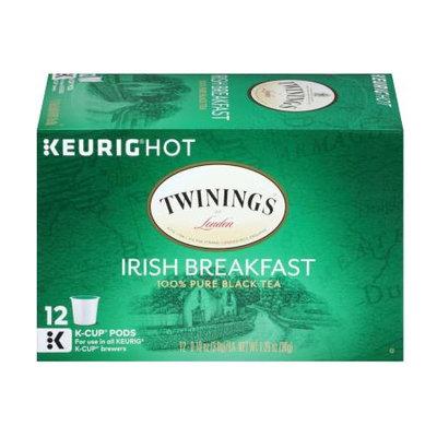 TWININGS® OF London Irish Breakfast K-Cup® Pods
