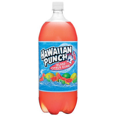 Hawaiian Punch Island Citrus Guava Juice Drink