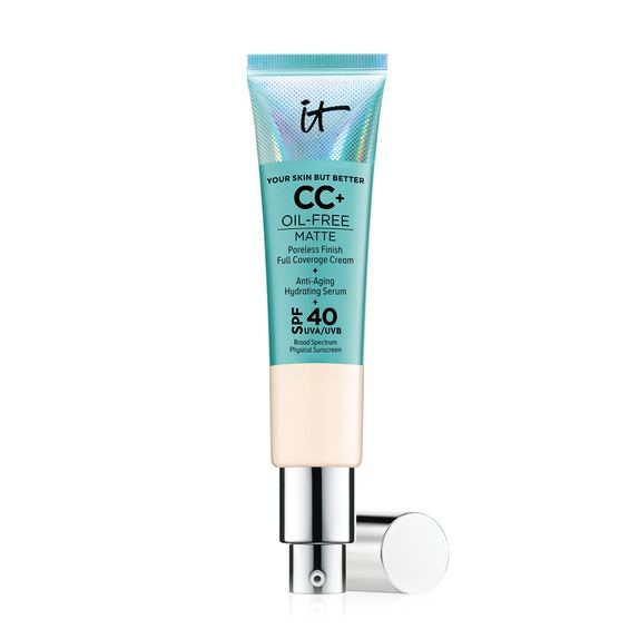 it COSMETICS™ Your Skin But Better CC+ Cream Oil-Free Matte with SPF 40