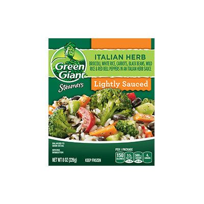 Green Giant® Steamers Italian Herb