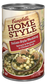 Campbell's® Homestyle Italian-style Wedding Soup