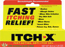 Otc Itch-x Anti Itch Gel 1.25 oz