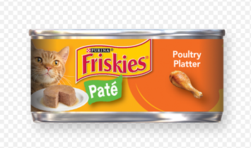 Friskies® Classic Pate Poultry Platter