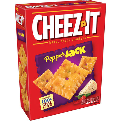 Cheez-It® Pepper Jack Crackers
