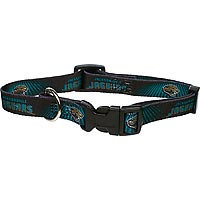 Hunter 305913 Jacksonville Jaguars Dog Collar Nylon Large