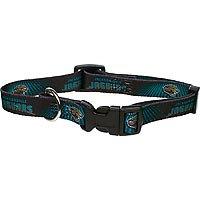 Hunter Jacksonville Jaguars NFL Dog Collar (Adjustable From 8