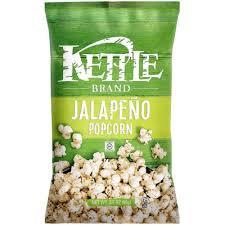 Kettle  Brand® Jalapeño Popcorn