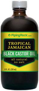Piping Rock Jamaican Black Castor Oil 8 fl oz