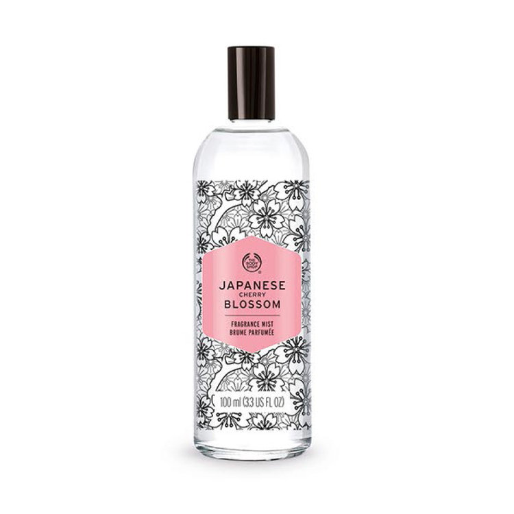 Body The Body Vanilla Shop® The Vanilla Mist Shop® DH29EI