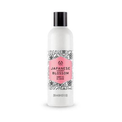 The Body Shop Japanese Cherry Blossom Shower Gel 8.4 fl oz