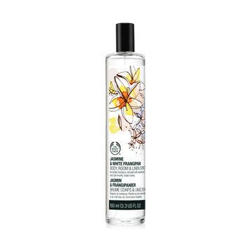 The Body Shop Jasmine & White Frangipani Home Spray