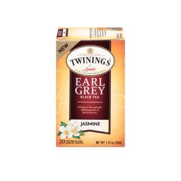 TWININGS® OF London Earl Grey - Jasmine Tea Bags