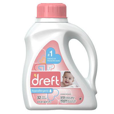 Dreft 2X Ultra Laundry Detergent Liquid