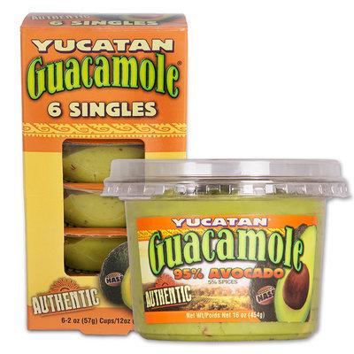 Yucatan Guacamoles