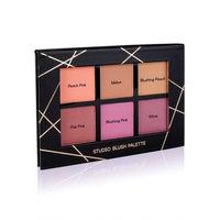 Profusion Cosmetics Studio Blush Palette 6 Color Blush