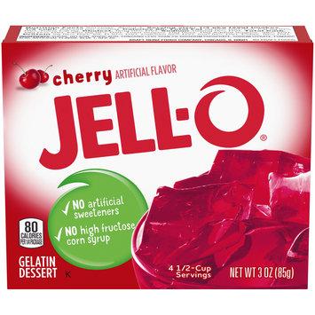 Jell-O Cherry Gelatin Mix