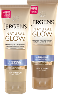 Jergens Natural Glow + Firming Daily Moisturizer