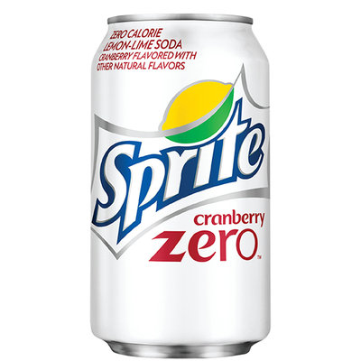 Sprite Zero Cranberry Zero Calorie Lemon-Lime Soda Cranberry