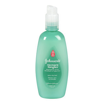 Johnson's® Buddies No More Tangles Detangler Spray
