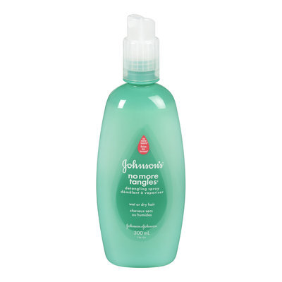 Johnson's Buddies No More Tangles Detangler Spray