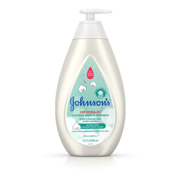 Johnson's® CottonTouch™ Newborn Wash & Shampoo