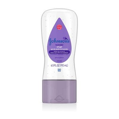 Johnson's® Baby Lavender Oil Gel