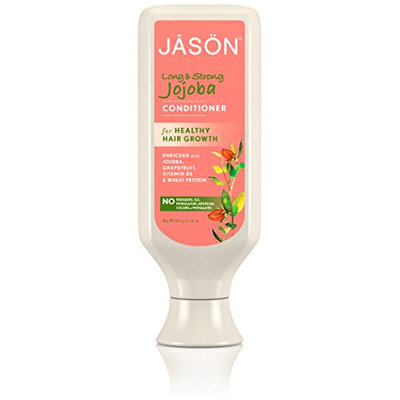 JĀSÖN Long and Strong Jojoba Conditioner For Healthy Hair Growth