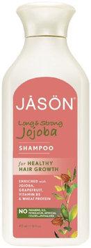 JĀSÖN Long and Strong Jojoba Shampoo For Healthy Hair Growth