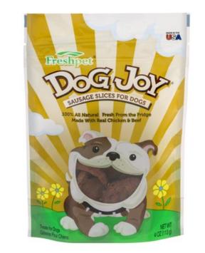 Freshpet® DOG JOY® SAUSAGE SLICES FOR DOGS