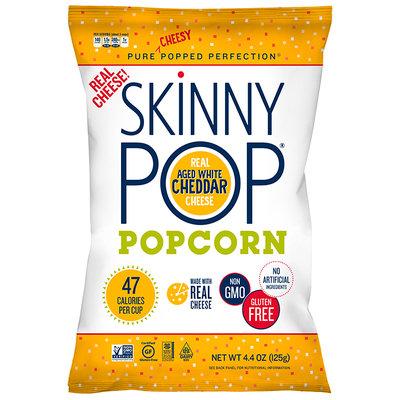 SkinnyPop® Aged White Cheddar Popped Popcorn