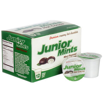 Junior Mints Single Serve Hot Cocoa Pod