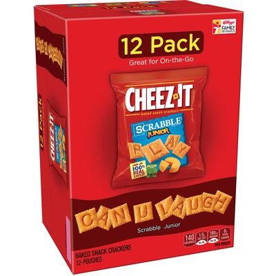 Cheez-It® Scrabble Junior™ Crackers
