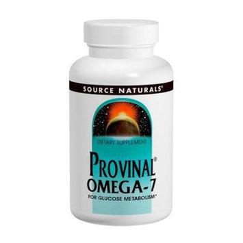 Provinal Omega-7 Source Naturals, Inc. 90 Softgel
