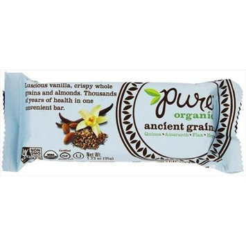 PureBar - Pure Organic Ancient Grains Nut Bar Vanilla Almond - 1.23 oz.