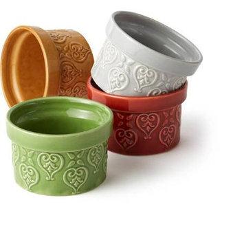 Easy Exotic 4-pc. Ramekin Bowl Set