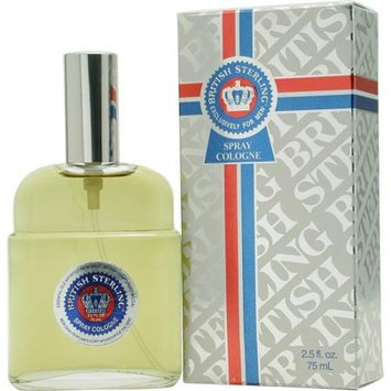 British Sterling 122611 Cologne Spray 2.5-ounce