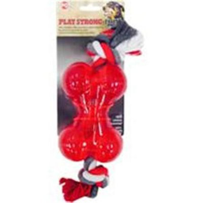 SPOT Play Strong Tugs Bone With Rope