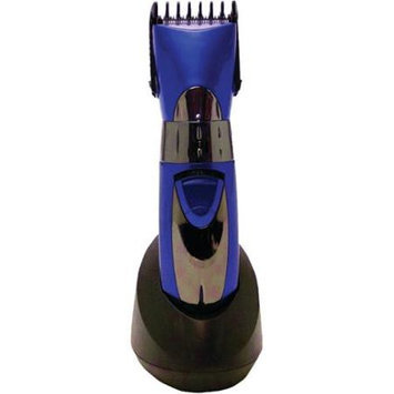 Vivitar Pg-6500bl Aquaclipster Rechargeable Hair & Beard Clipper
