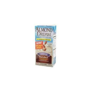 Imagine Foods Almond Dream Almond Drink Unsweetened Vanilla - 32 fl oz