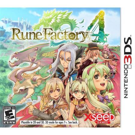 Xseed Gaming Rune Factory 4 - Xseed Jks Inc