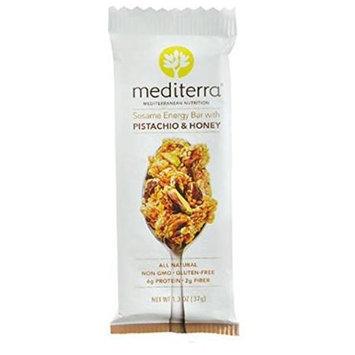 Mediterra - Sesame Energy Bar Pistachio & Honey - 1.3 oz.