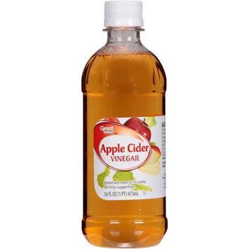 Great Value: Apple Cider Vinegar, 16 Oz