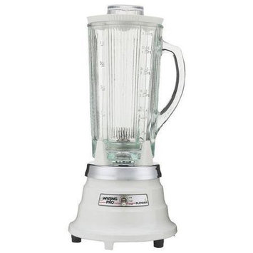 Waring PBB201FR Professional Bar Blender - White - Factory Refurbished