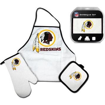 Caseys Distributing 9960603111 Washington Redskins Grilling Apron Set