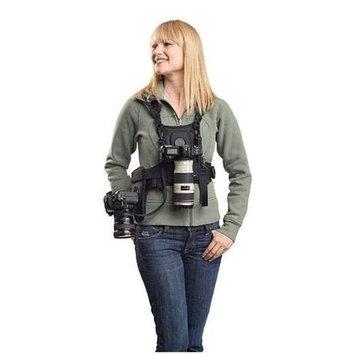 Cotton Carrier Camera Vest & Holster 2 Cameras